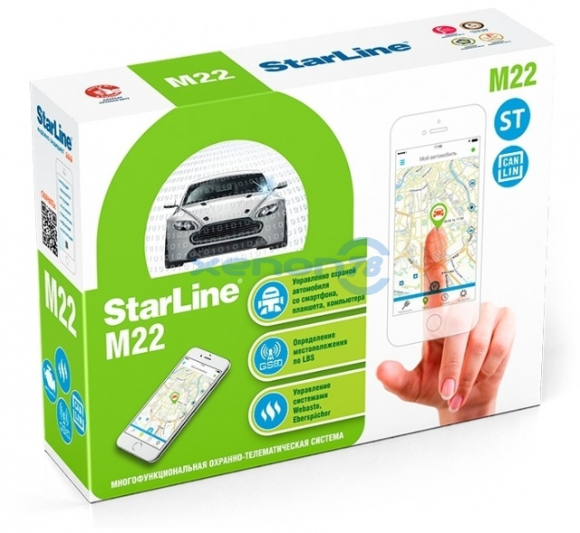 StarLine M22CAN ( CAN+LIN)