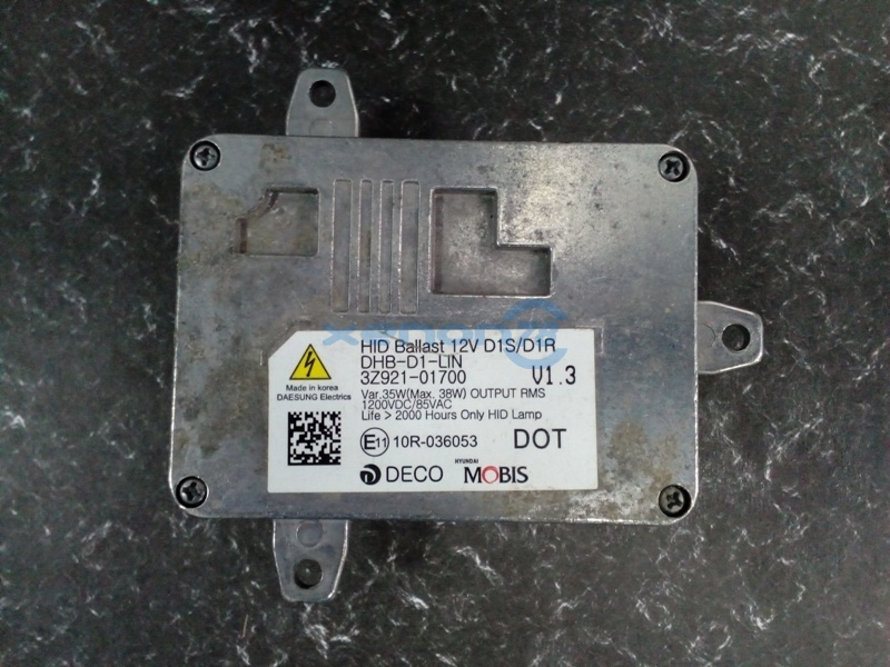 Блок розжига Daesung Electrics V1.3 б/у D1S(3Z921-01700)